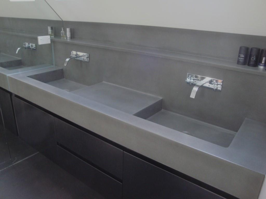Bathroom Vanity Units New Zealand concrete vanities & basins