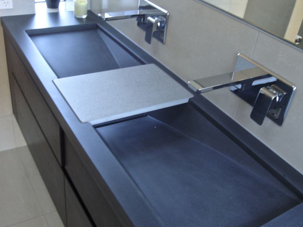 Concrete Vanities & Basins