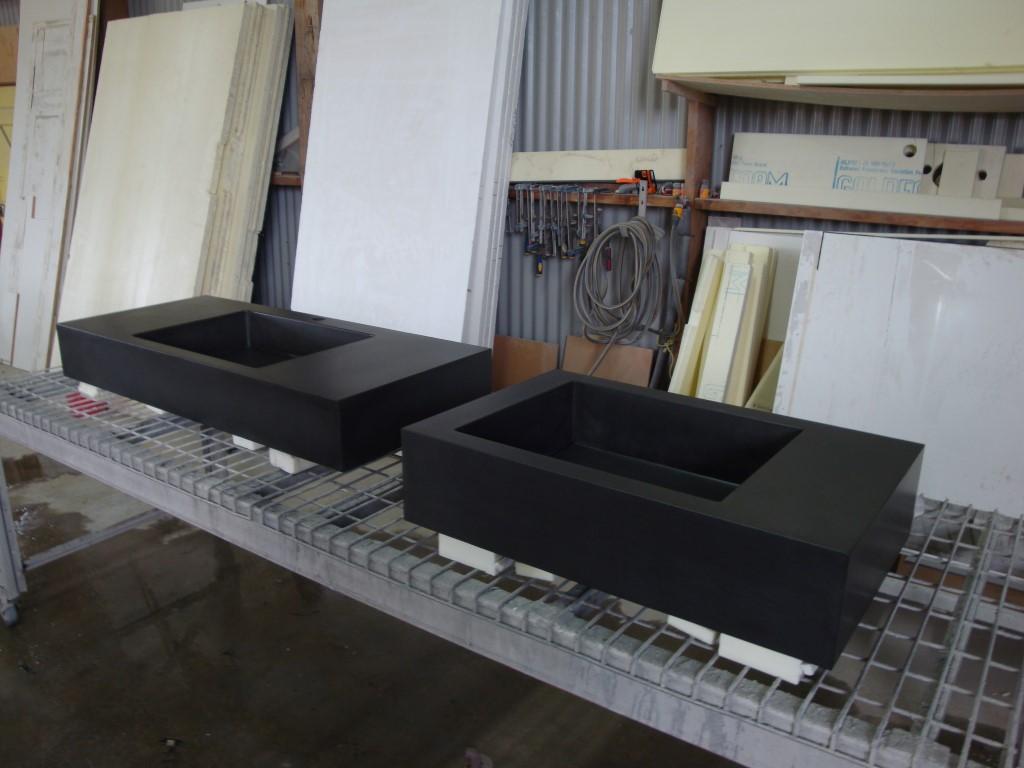 Concrete Vanities Amp Basins